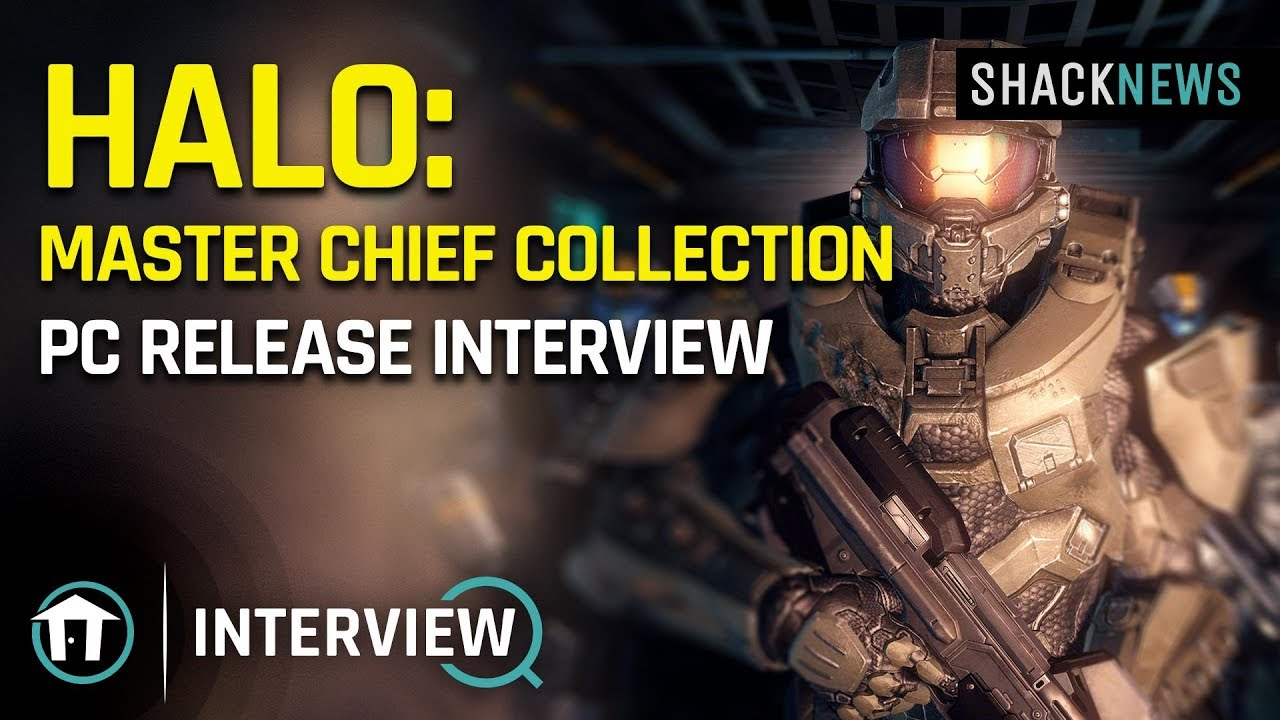 Master Chief Collection dev talks fixing FOV for Halo on PC | Shacknews