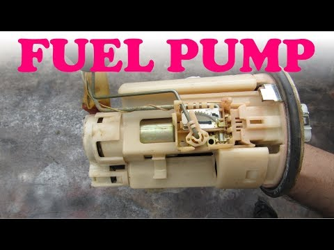 How a Fuel Pump Works