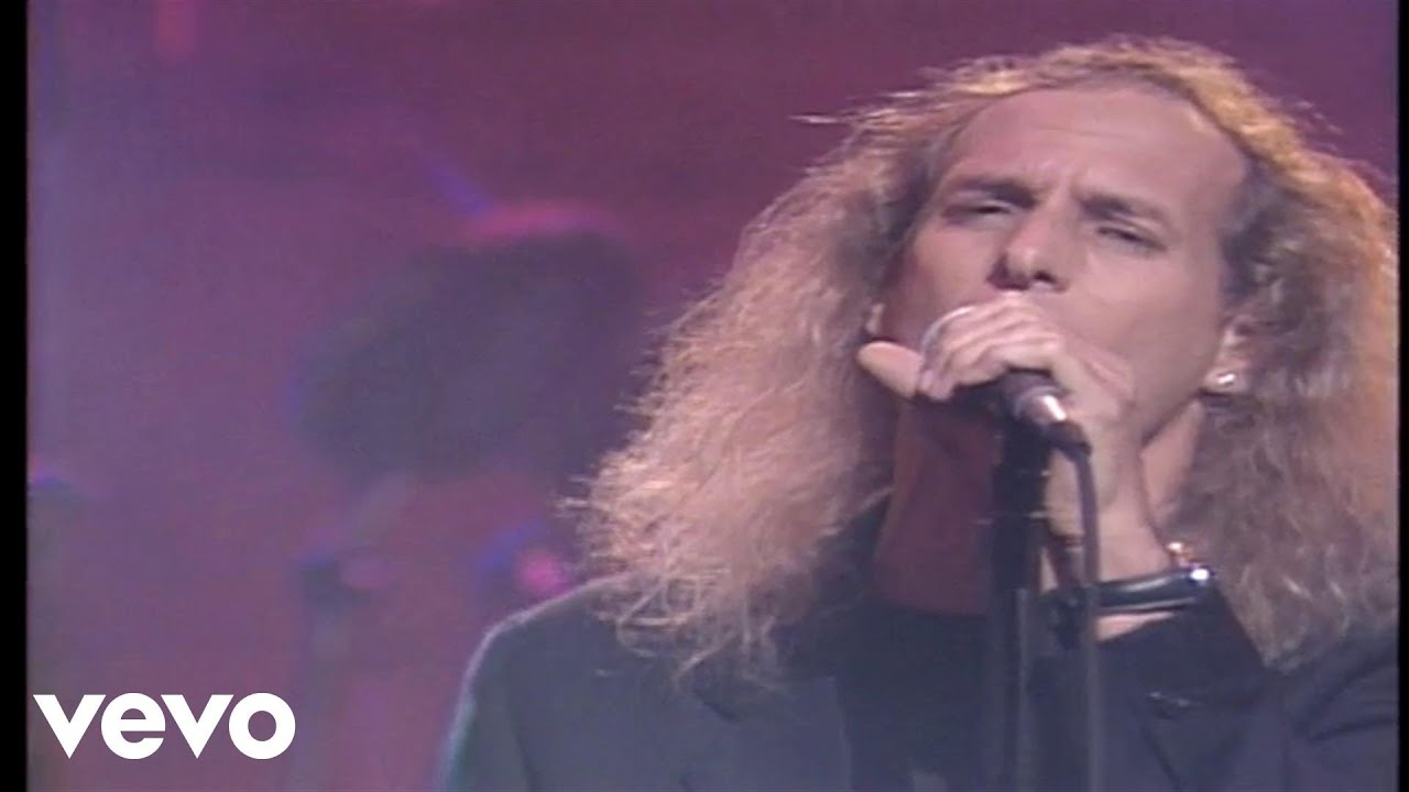 Michael Bolton Can I Touch You There Youtube