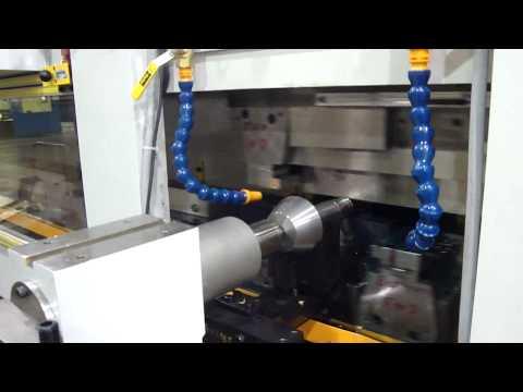 Roto-Flo Spline Rolling