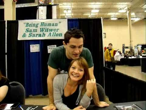 Is sam witwer dating sarah allen