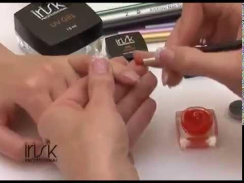 Irisk гель для моделирования ногтей