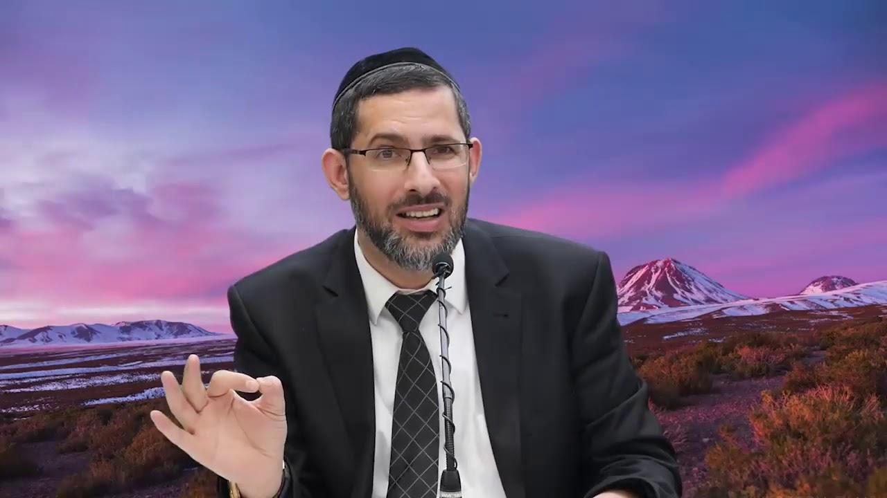 קצר וחזק: בין המעשים לתוצאה - הרב יוסף חיים גבאי HD