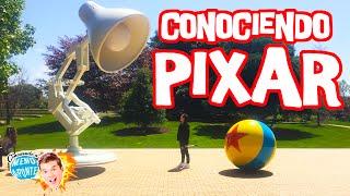 Conociendo los Pixar Animation Studios / Memo Aponte