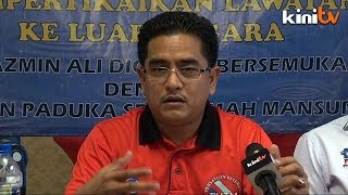 'Rosmah ke luar negara bukan cari jantan' - Ali Tinju