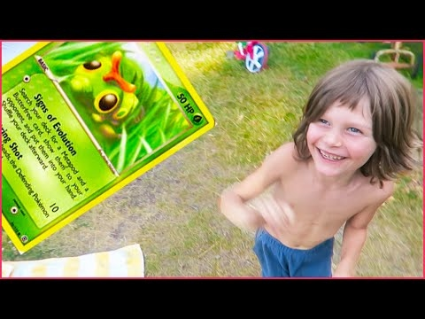 Garden Bartering and Pokemon Cards! - Unschool Math