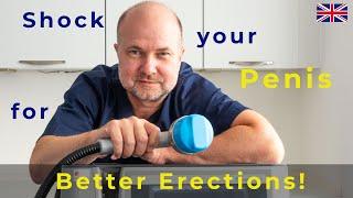 Shock your penis f๐r better erections!   urologist göttingen