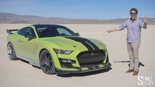 TOP SPEED 183mph in My Shelby GT500 with TheStradman!
