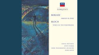 Bloch: Voice In the Wilderness