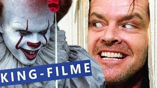 """Stephen King Verfilmungen: Wie es nach """"ES"""" weitergeht"""
