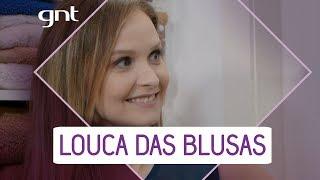 Fê Rodrigues abre seu closet com MUITAS blusas | Tour Pelo Closet | Desengaveta | Fernanda Paes Leme