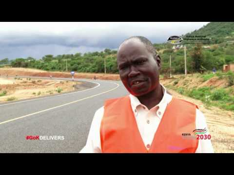 Multinational Arusha – Holili/Taveta – Mwatate (A6) Road Documentary