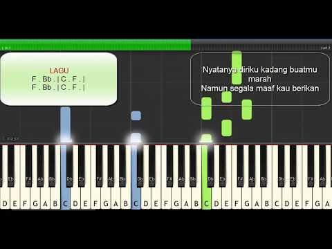 Belajar Piano - Guruku Tersayang