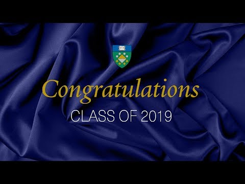 Yale SOM Diploma Ceremony 2019