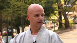 Innerview Ep63 The Mind Is A Reflection Of Self. The Blue-eyed Monk From Hungary - Chong An Sunim
