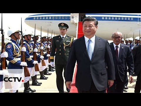 Crossover: Xi's first visit to Cambodia as Chinese president