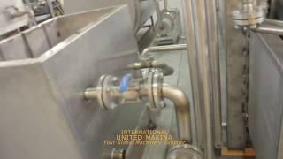 UNT NUT & CORN FRYING MACHINE
