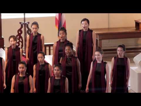 Hawaii Music Festival 2017 | Little Flower Academy Chamber Choir