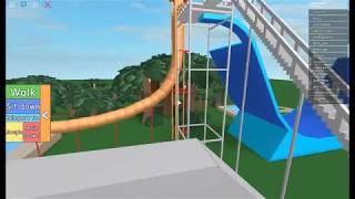 Go to Water park in Roblox # 12 Gak sih