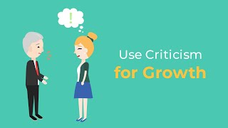 How To Use Crİticism for Growth   Brian Tracy