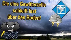 Wetteraction 2020, 17. Juni | Gewitter mit viel Bewegung, Großraum München
