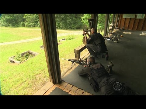 Inside the Secret Service sniper team
