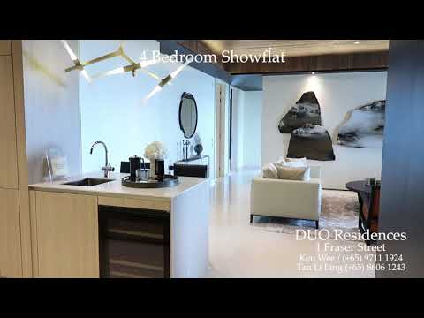 DUO Residences Tour // Ken Wee // Singapore Iconic Integrated Development