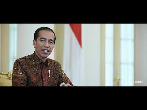 Presiden Joko Widodo Ucapkan Selamat Ulang Tahun Ke-5 Untuk Ruangguru