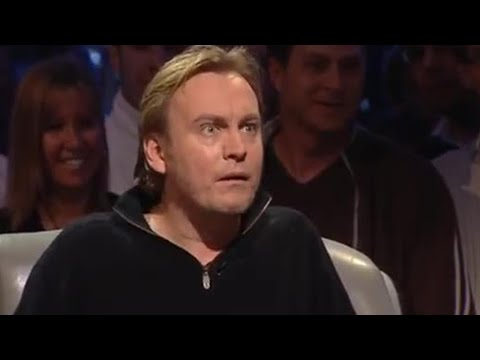 Phillip Glenister  and lap  Top Gear  BBC