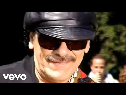 Santana - Why Don't You & I ft. Alex Band (Alt. Version Video)