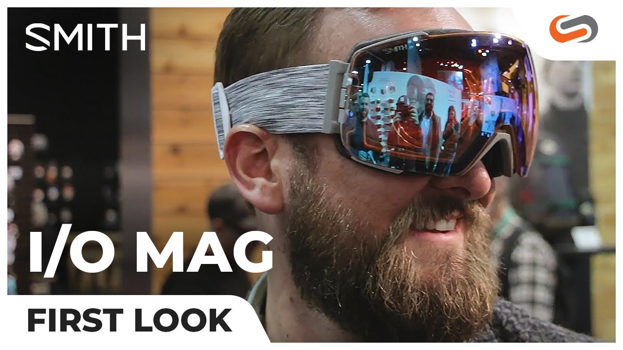 4a5b3d1d27 Smith I O Mag Review - FIRST LOOK