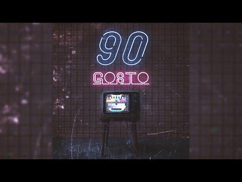 Gosto - 90 [Mixtape Freestyle 1/5] (Lyrics Video)
