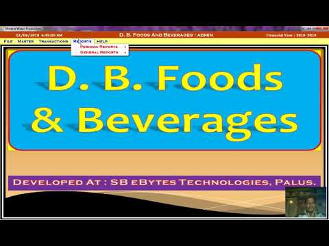 MINERAL WATER PLANT  SOFTWARE WATER MANUFACTURING SOFTWARE