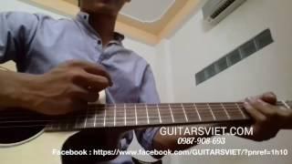 Lạc trôi guitar || hướng dẫn Nguyễn Kỳ Guitar SViet