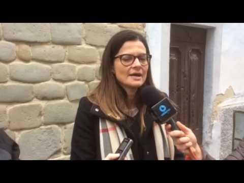 Valentina Vadi, restauro Terranuova