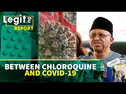Coronavirus: Nigeria's health minister speaks on chloroquine as cure for COVID-19 | Legit TV