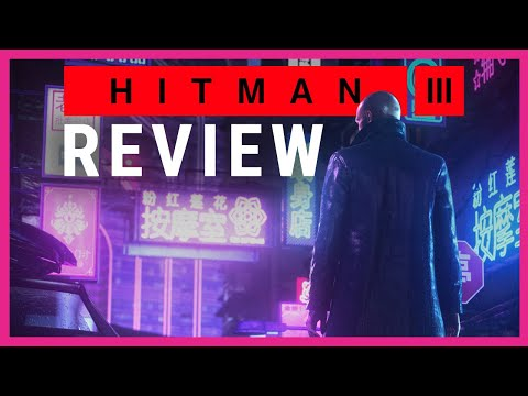 Hitman 3 Review | Answering your questions live