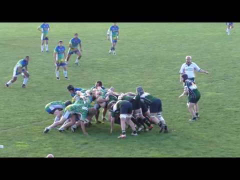 Southern vs Clifton Taranaki Club Rugby Rnd 7 2017