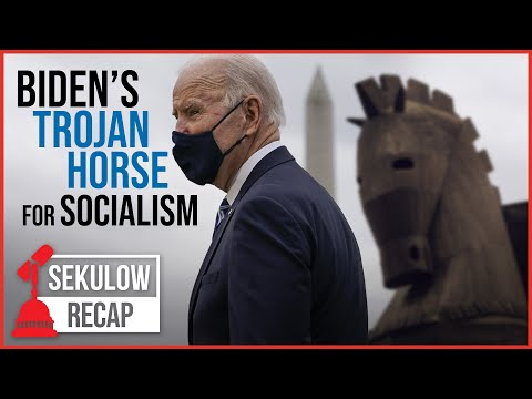 Biden's Marxian Plan Unveiled - Socialism Takeover of America?