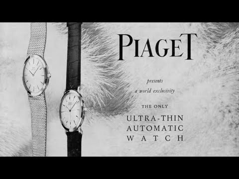Piaget Altiplano - 50 Years Of Ultra-Thin | Piaget 2011