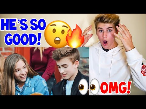 WOW HE CAN SING! JOHNNY ORLANDO - EVERYTHING **REACTION** (OFFICIAL VIDEO) NO AUTO TUNE 2017