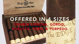 February's Currently Smoking Cigar: Rocky Patel Edge Corojo | The Tobacco Pouch
