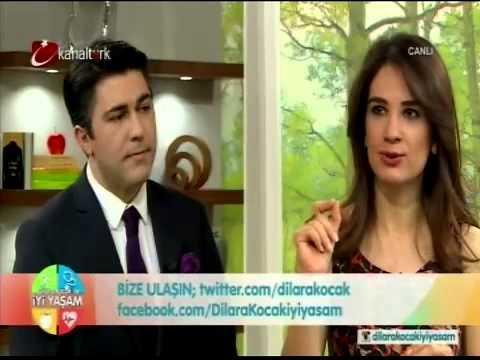 Op. Dr. Serkan Oral - Dilara Koçak ile İyi Yaşam (Kanaltürk)