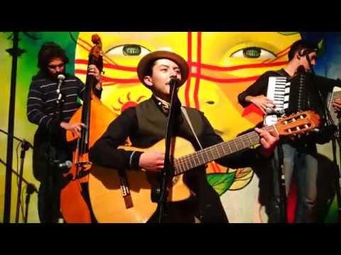 De Todas Layas in Santiago, Chile (Cueca Music Part 2)