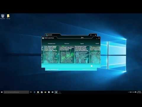 W.A.D.E Virtual Assistant Software Demo [Speech Recognition Software] | AI