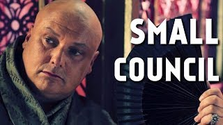 Each Member of the Small Council (Game of Thrones)