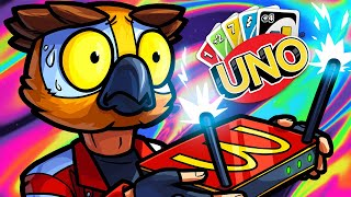 Uno Funny Moments - Who's Got the McDonalds Wifi Now?!