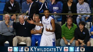 Kentucky Wildcats TV: James Young Own Goal