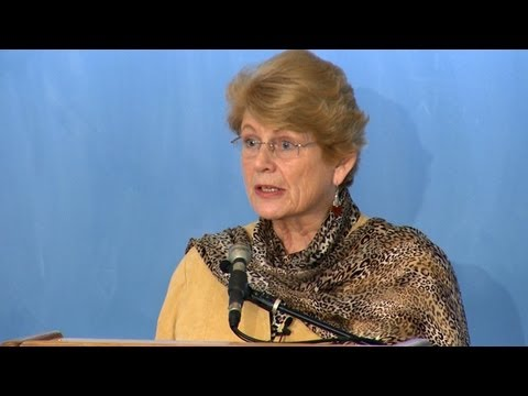The Evolution of Religion, Society & Consciousness with Ursula King - Burke Lecture