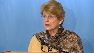 Video The Evolution of Religion, Society & Consciousness with Ursula King - Burke Lecture download MP3, 3GP, MP4, WEBM, AVI, FLV Oktober 2018
